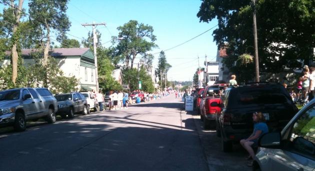 La ville de Morristown s'apprête pour le défilé du 4 juillet
